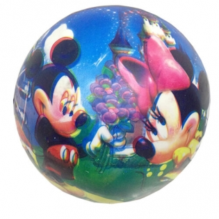 Wholesale Creative cartoon Mickey Mouse inflatable ball