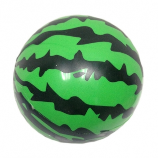 Child watermelon inflatable ball